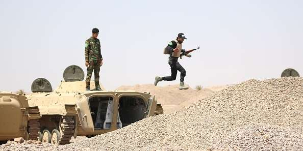 Revived security forces advance on Ramadi
