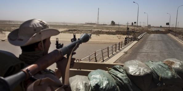 Sunni tribes turning on ISIS and Peshmerga