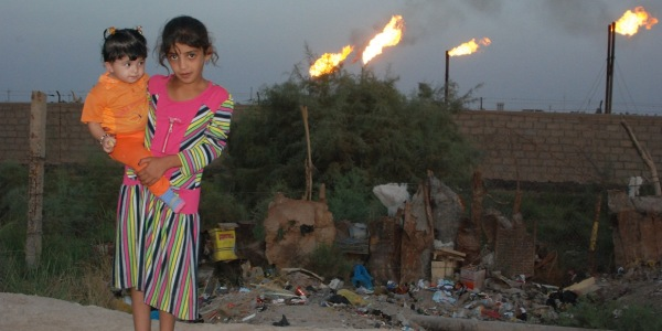 Wasted money, global concern over Iraq's persistent gas flaring