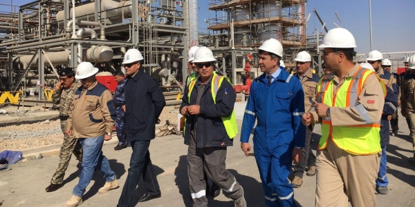Oil Ministry appoints new acting Basra oil chief