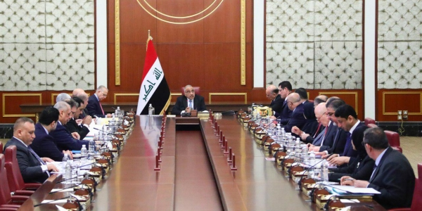 Iraqi Cabinet decisions: Jan. 21, 2020