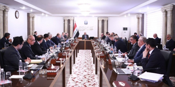 Iraqi Cabinet decisions: Aug. 21