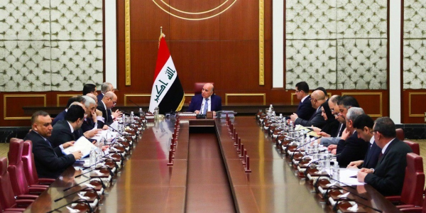 Iraqi Cabinet decisions: Feb. 4, 2020