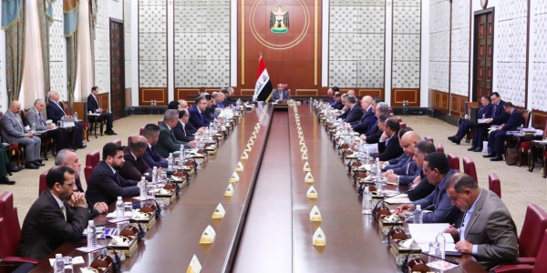 Iraqi Cabinet decisions: Nov. 5, 2019