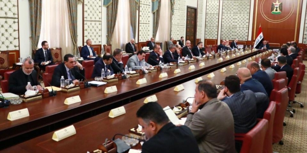 UPDATE: Iraqi Cabinet decisions: Oct. 8, 2019
