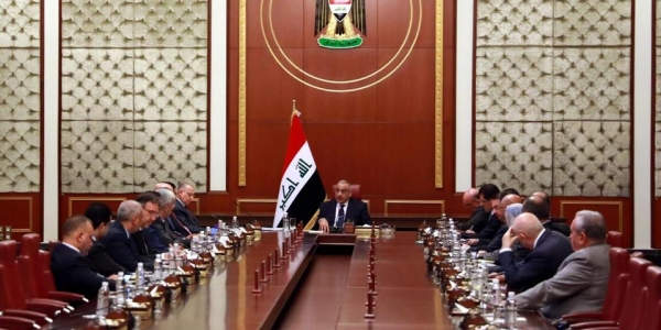 Iraqi Cabinet decisions: Dec. 3, 2019