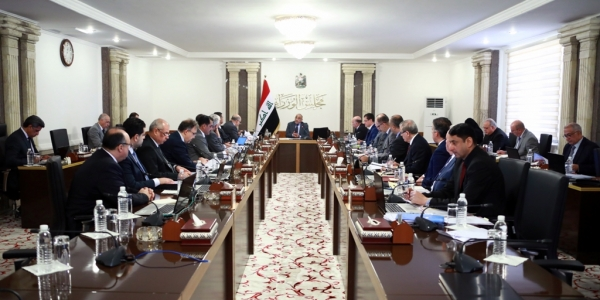 Iraqi Cabinet decisions: Sept. 8, 2019
