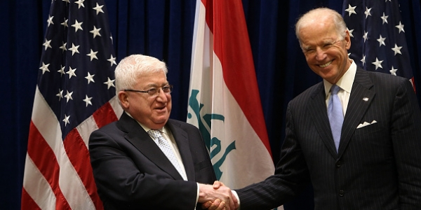 U.S. gives Iraq maximum timeframe in sanctions waiver extension