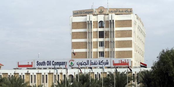 After restructuring, South Oil Company is renamed