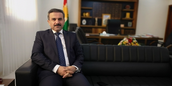 Q&A: Mohammed Shukri, chairman of the KRG Board of Investment
