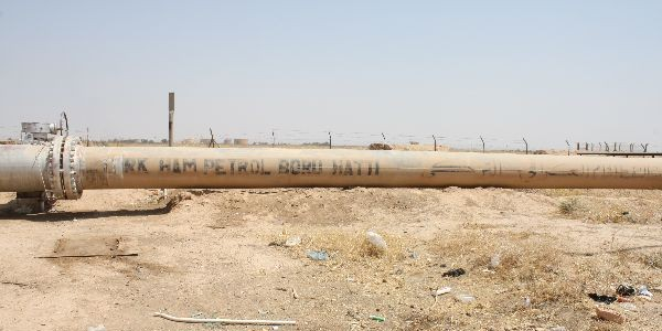 Kurdistan and Kirkuk production plummets as pipeline stays offline