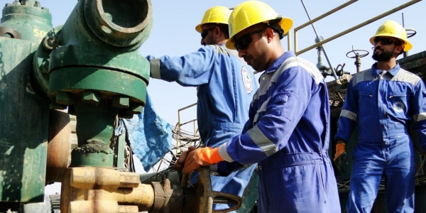Iraqi production hits new annual high