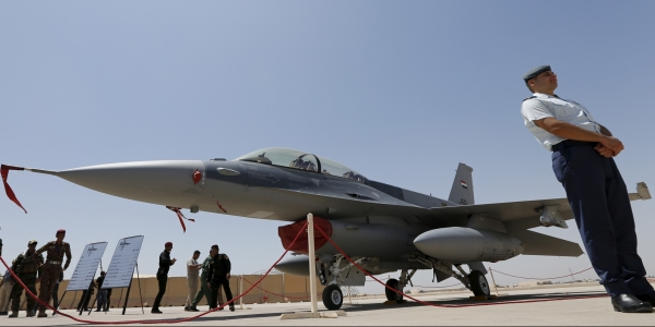Iraq's failing F-16 program highlights corruption at Balad Airbase