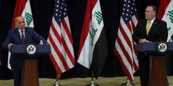 Iraq receives 90-day Iran sanctions waiver from outgoing U.S. administration