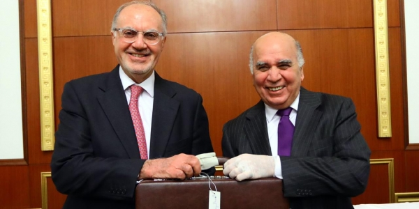 Ali Allawi to be acting Iraqi oil minister