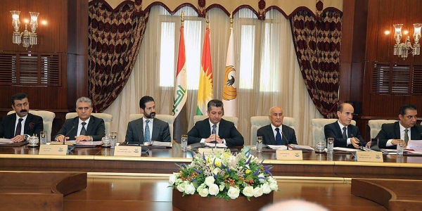 Ahead of oil talks with Baghdad, KRG proposes new budget framework