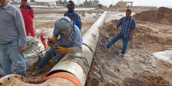 Iraq production jumps as OPEC-plus pressure eases
