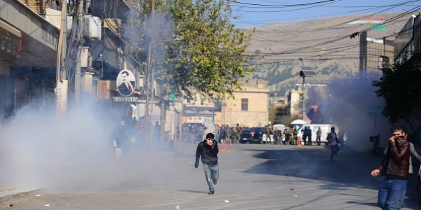 Civil unrest highlights Kurdistan financial woes